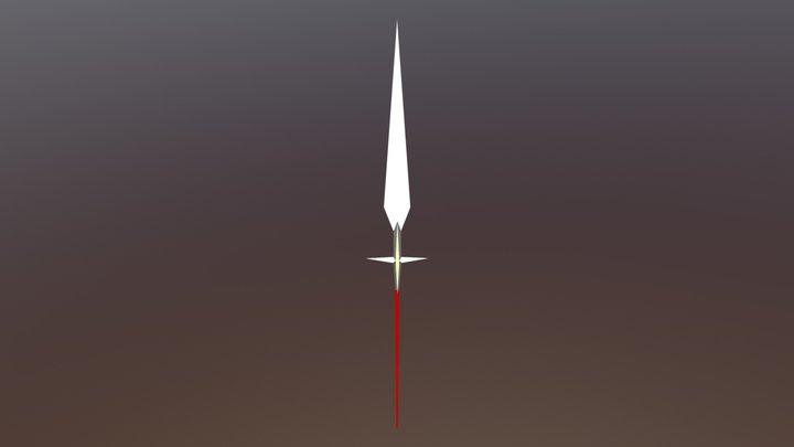 Star's Blade 3D Model