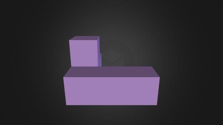 putple part 3D Model