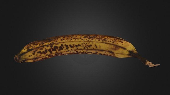 Banana - Taster 3D Model