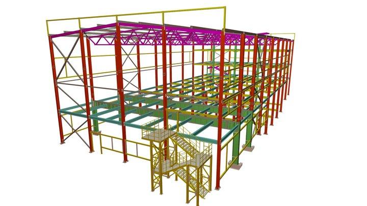 ФОК 3D Model