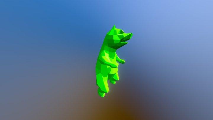 Crazy Bear 3D Model