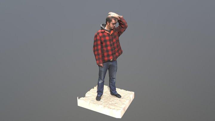 Charles - V1 3D Model