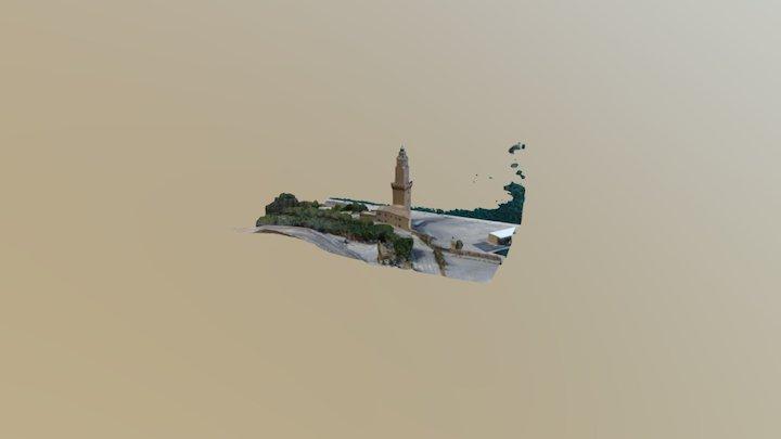 Porto Pi V2 3D Model
