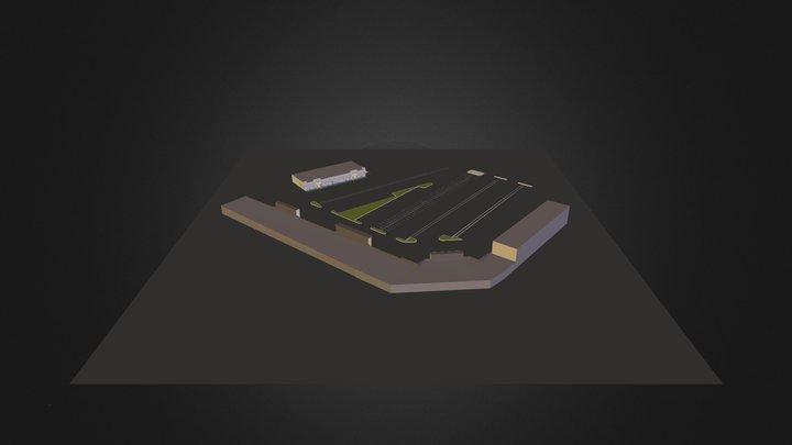 Tesxt 7 3D Model