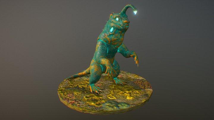 Squatamanidae 3D Model