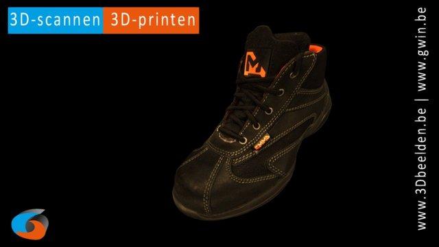 Emma Shoe 3D Model