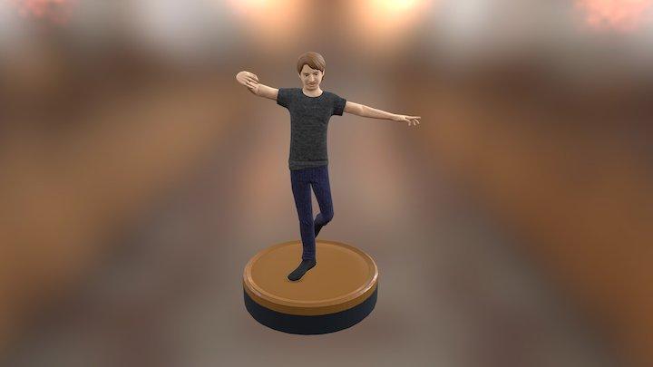 Folder 1 3D Model