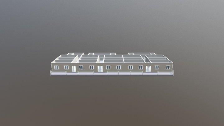 10 units 3D Model