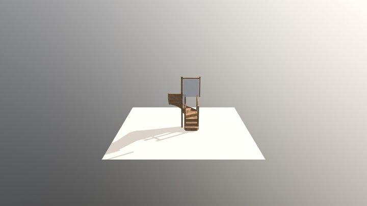 Kirstie Naish 3D Model