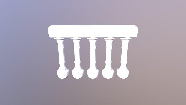 Handrail 3D Model