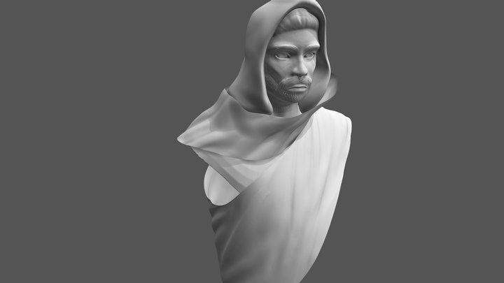 Concept Chara design 3D Model