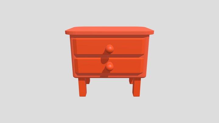 Meuble 3D Model