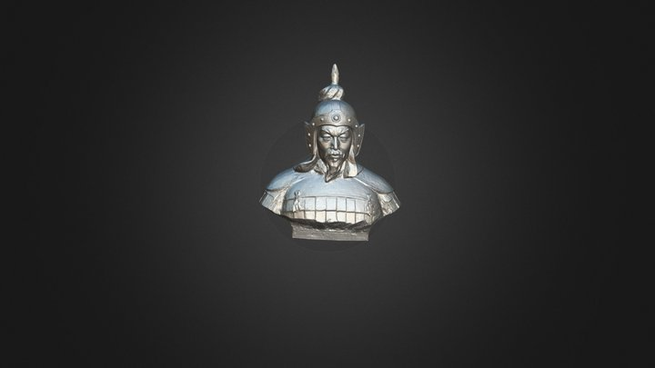 Soldier Sculpture——RuXun Xiao 3D Model