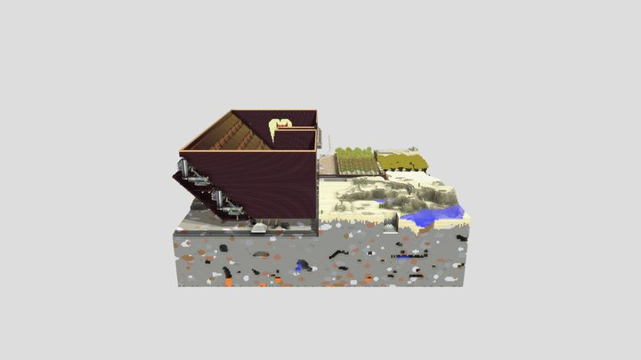 Seaworld - New Base (#4) - so far 2 3D Model