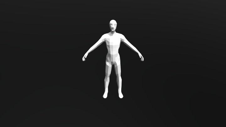 A7 - Pierre-Luc Morin 3D Model