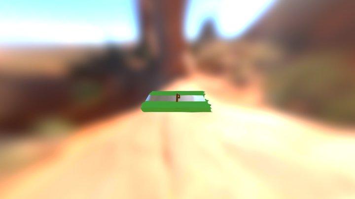 passerelle.zip 3D Model