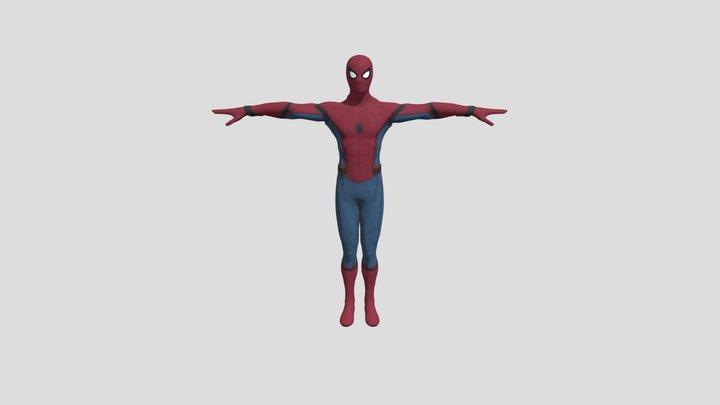 Spider man mcu 3D Model