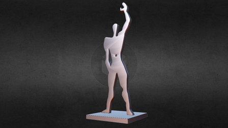 Le Modulor de Le Corbusier 3D Model