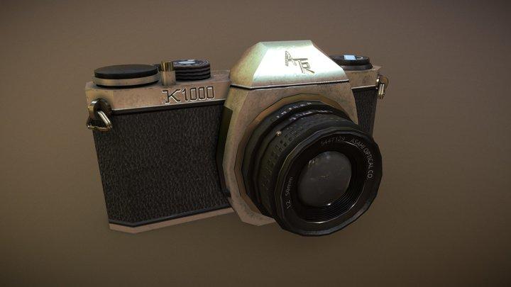 ATR Analogic Camera 3D Model