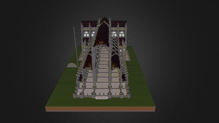 Cath 3D Model