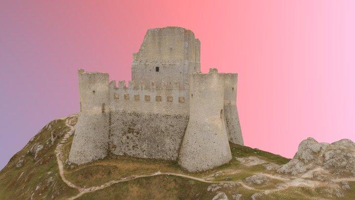 Il castello di Rocca Calascio 3D Model
