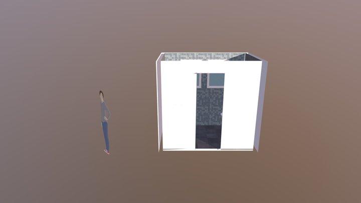 Du WC 3D Model