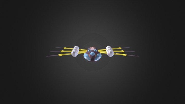 Araquanid 3D Model