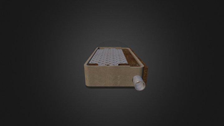 Sparlada2 3D Model