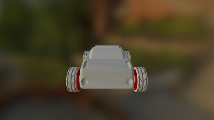 A S9 Convertible 3D Model