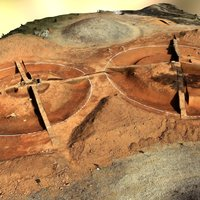 Excavation of the Seo-ok tombs 3D Model
