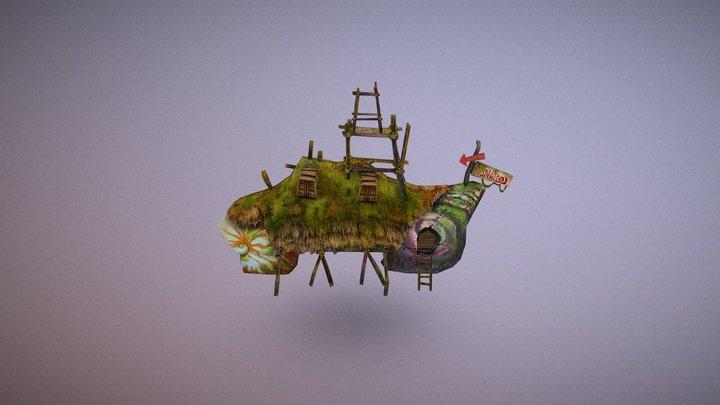 Relay 3D Model