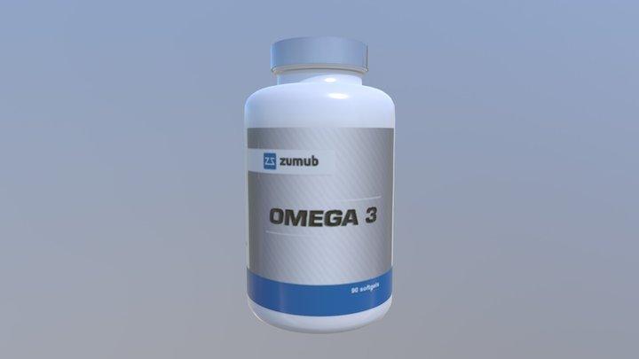 Zumub - Omega 3 3D Model