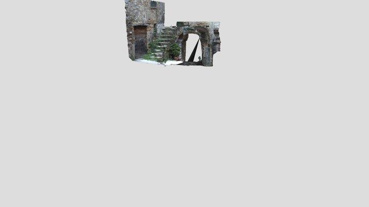 Torre Orsina 3D Model