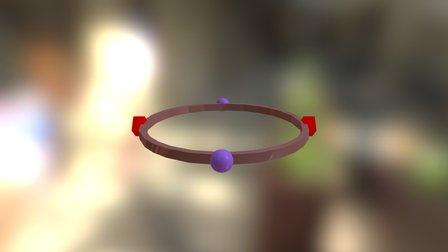 Maia's Headcharm 3D Model