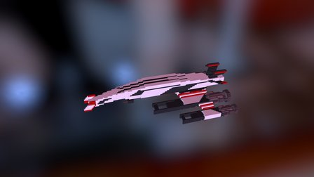 Normandy SR3 3D Model