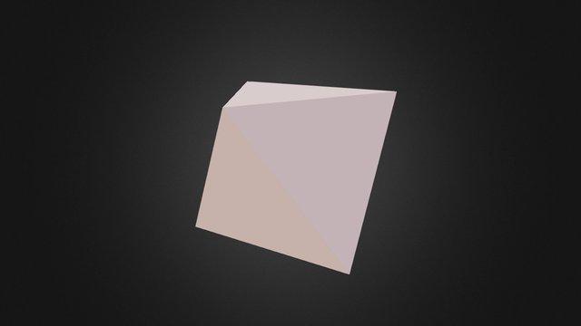 Ottaedro 3D Model
