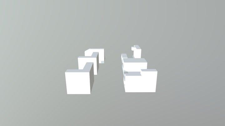 Trabalho de Classe 3D Model