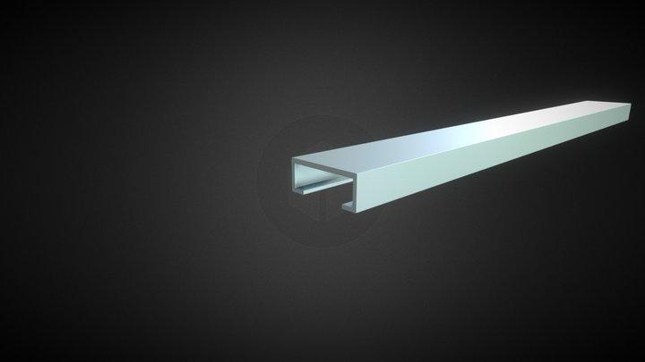 Listel 20 3D Model
