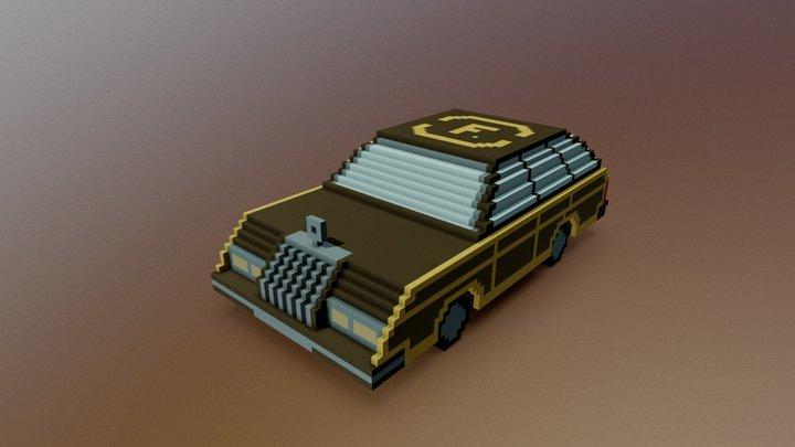 Car Test2 3D Model