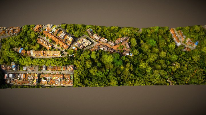 Sector Bucaramanga 3D Model