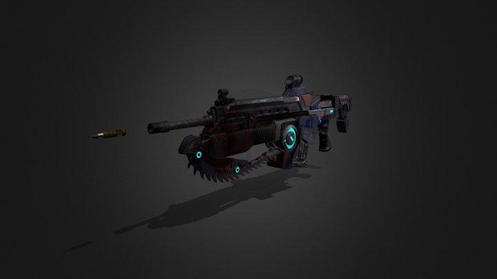 Arma 3D Gears 5 3D Model