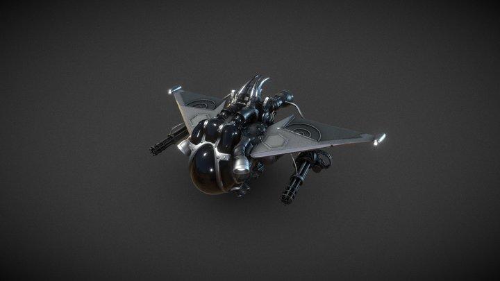 nn_Glider 3D Model