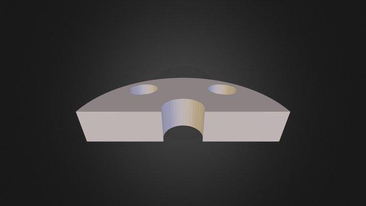 demi-lune.STL 3D Model