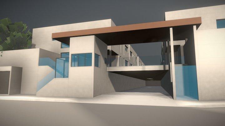 Marechal Deodoro 03 3D Model