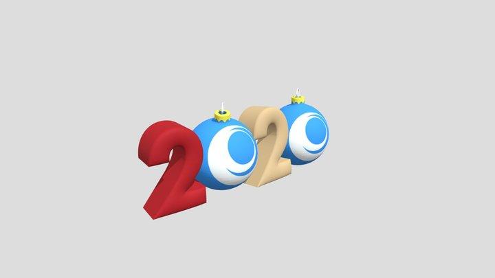 Fin de año ACHE 3D Model