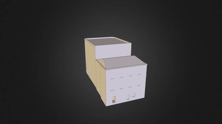 Youth Projects 3D Model