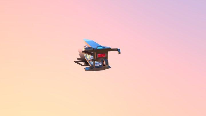 P- Prime 3D Model