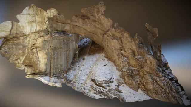 Kamendol Okno 3D Model