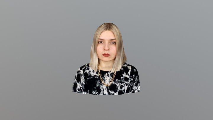 Ann M 3D Model