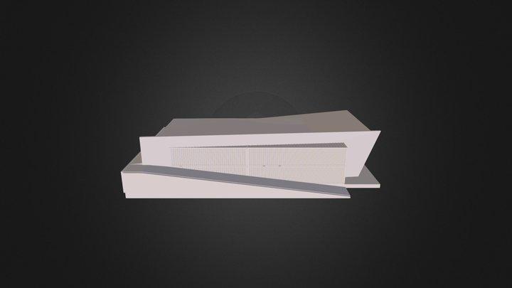 Fab Lab Sketch 3D Model